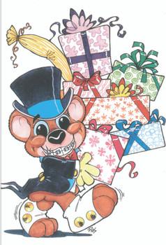 Bear w/Presents