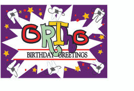 Ortho Birthday Greetings