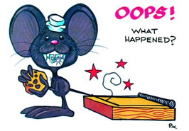 Oops! What Happened