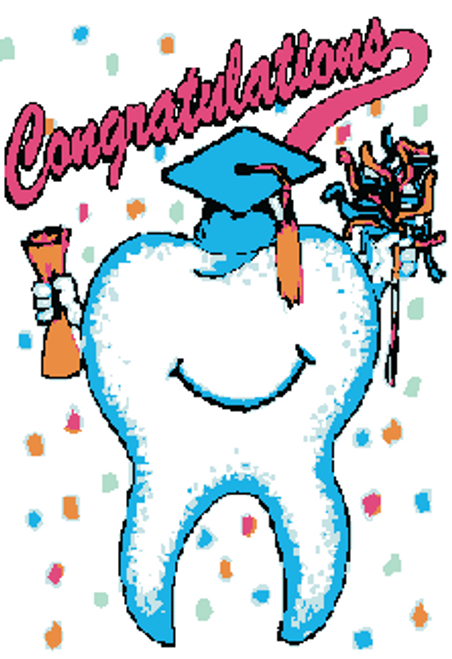 Congrats large tooth