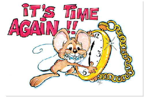 It's Time about Watch and Mouse