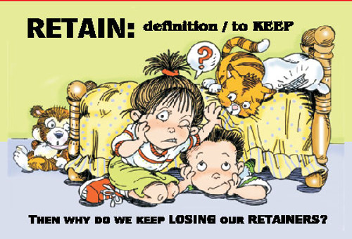 Retain definition to Keep