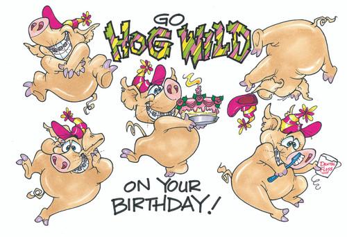 Go Hog Wild