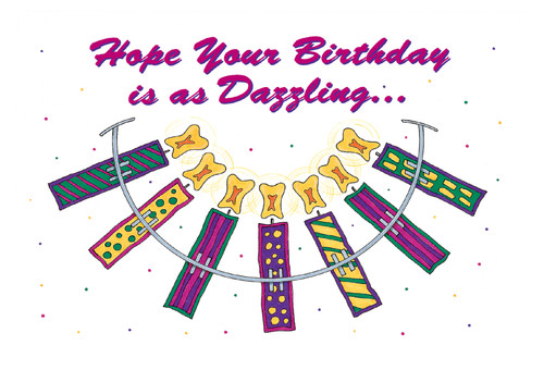 Hope Your Birthday is as Dazzling