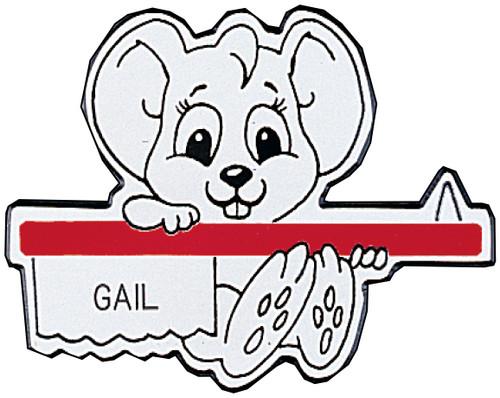 2802-106 Brushing Mouse