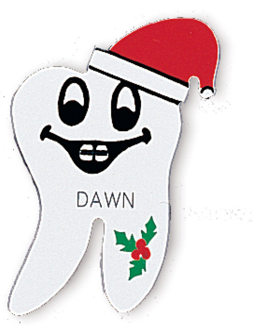 2801-106 Santa Brace Tooth