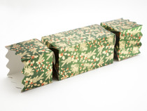 Giant Twist End Cracker - Traditional Holly | MeridianSP
