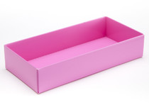 8 Choc Electric Pink Box Lid