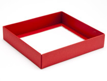 16 Choc Square Wibalin Base - Red - [BASE ONLY]   MeridianSP