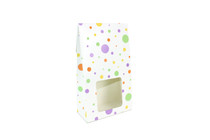Large Spots and Dots A Frame Gift Box with Square Window