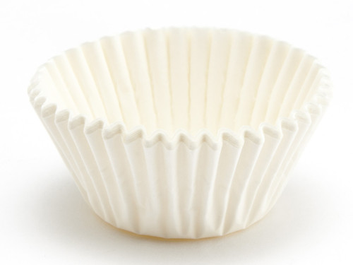 White Paper Cups (tube of 1000 cups) | MeridianSP