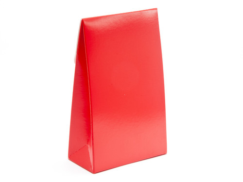 Small A-Frame Carton - Red | MeridianSP