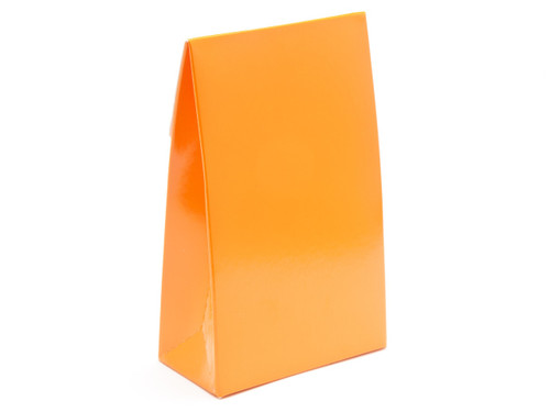 Small A-Frame Carton - Orange | MeridianSP