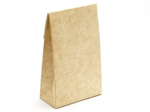 Small A-Frame Carton - Natural Kraft | MeridianSP