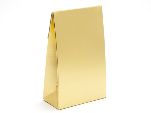 Small A-Frame Carton - Matt Gold | MeridianSP