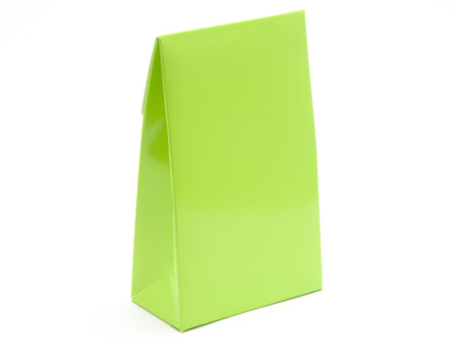 Small A-Frame Carton - Vibrant Green | MeridianSP