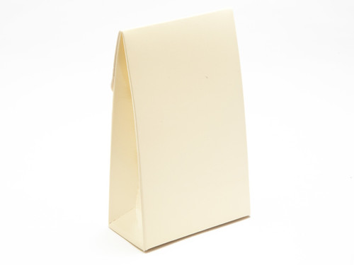 Small A-Frame Carton - Cream | MeridianSP