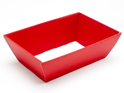 Small Card Hamper Tray - Deluxe Red | MeridianSP