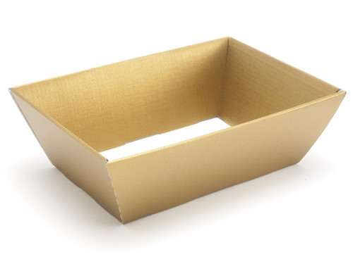 Small Card Hamper Tray - Deluxe Gold | MeridianSP