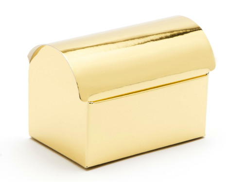 Small Chest Carton - Bright Gold | MeridianSP