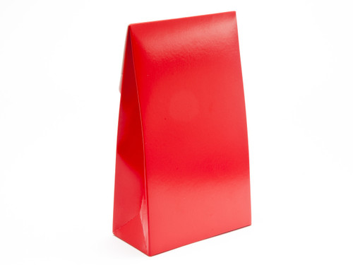 Large A-Frame Carton - Red | MeridianSP