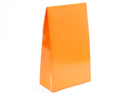 Large A-Frame Carton - Orange | MeridianSP