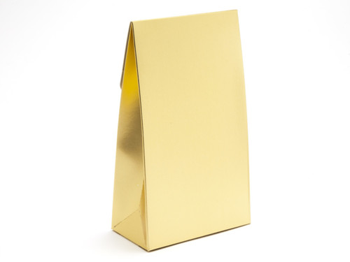 Large A-Frame Carton - Matt Gold | MeridianSP