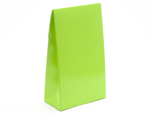 Large A-Frame Carton - Vibrant Green | MeridianSP