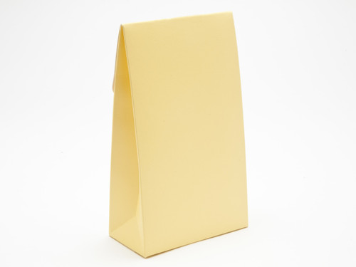 Large A-Frame Carton - Buttermilk Yellow | MeridianSP