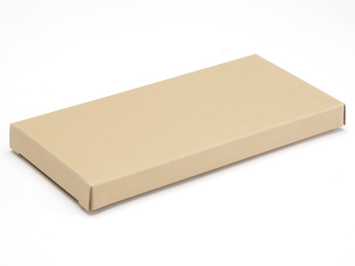 Premium Choc Bar Carton - Caramel (matt uncoated finish) | MeridianSP