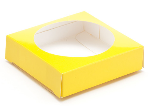 Extra Small- Sunshine Yellow Egg Plinth | MeridianSP