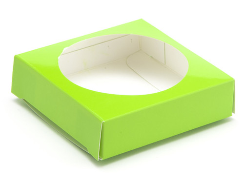 Extra Small Easter Egg Plinth - Vibrant Green | MeridianSP