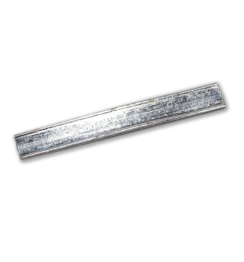 Wire Bag Tie - Silver - (1000 units) | MeridianSP