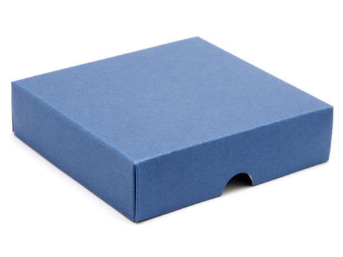 9 Choc Square Wibalin Lid - Blue - [LID ONLY] | MeridianSP
