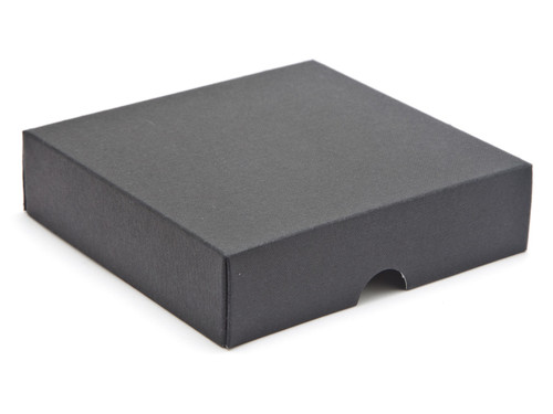 9 Choc Square Wibalin Lid - Black - [LID ONLY] | MeridianSP