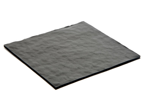 9 Choc Square Cushion Pad - Black | MeridianSP