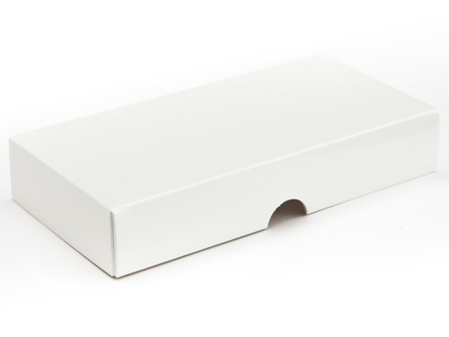 8 Choc Lid - White - [LID ONLY]   MeridianSP