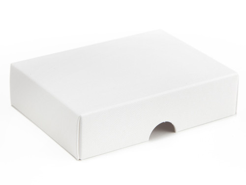 6 Choc Wibalin Lid - White - [LID ONLY] | MeridianSP