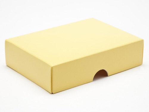 6 Choc Lid - Buttermilk Yellow - [LID ONLY]   MeridianSP
