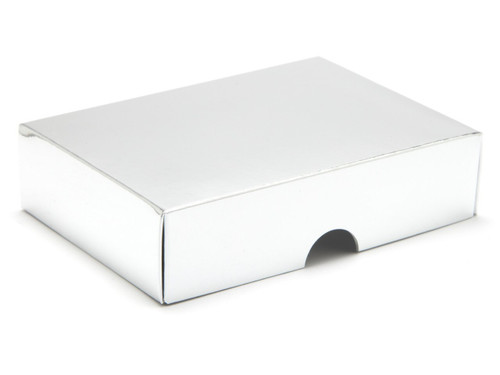 6 Choc Lid - Bright Silver - [LID ONLY] | MeridianSP