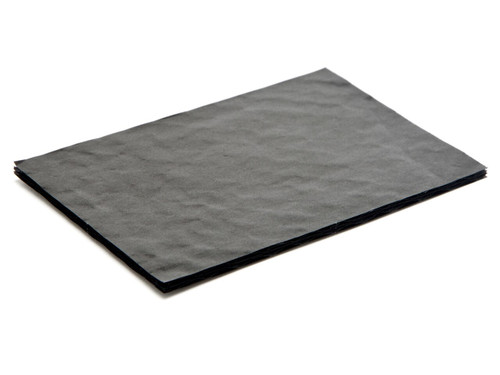 6 Choc Ballotin Cushion Pad - Black | MeridianSP