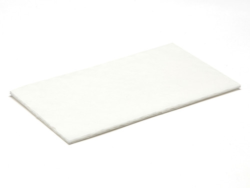 500g Ballotin Cushion Pad - White | MeridianSP