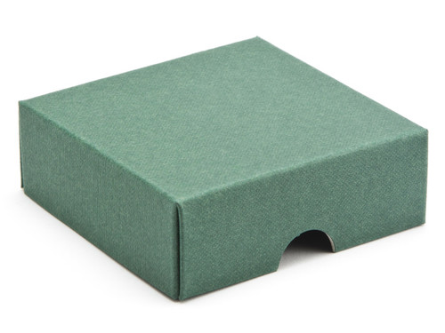 4 Choc Square Wibalin Lid - Green - [LID ONLY] | MeridianSP
