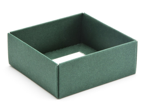 4 Choc Square Wibalin Base - Green - [BASE ONLY]   MeridianSP