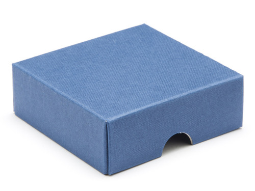 4 Choc Square Wibalin Lid - Blue - [LID ONLY] | MeridianSP
