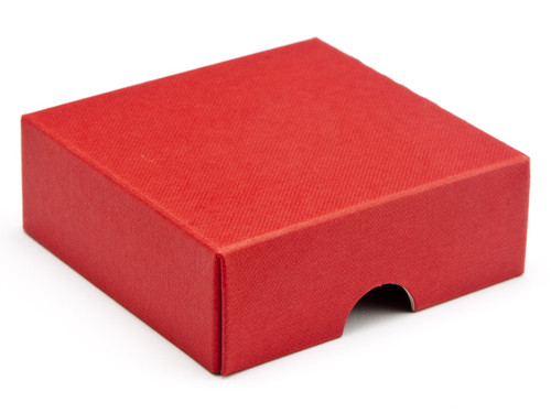 4 Choc Wibalin Lid - Red [LID ONLY]   MeridianSP