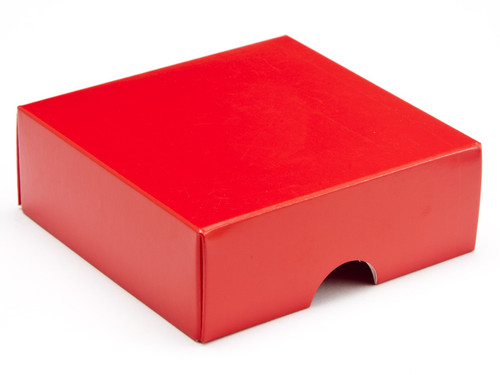 4 Choc Lid - Red - [LID ONLY]   MeridianSP