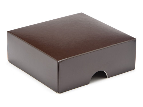 4 Choc Lid - Chocolate Brown - [LID ONLY] | MeridianSP