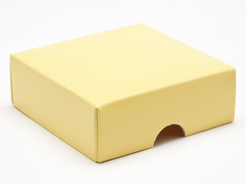 4 Choc Lid - Buttermilk Yellow - [LID ONLY]   MeridianSP
