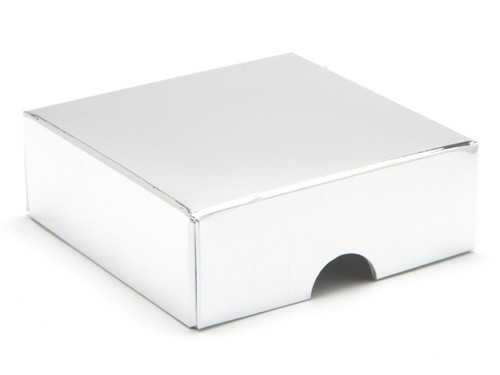 4 Choc Lid - Bright Silver - [LID ONLY] | MeridianSP